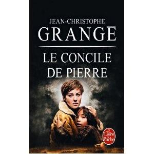 Jean-Christophe Grangé  Le Concile de pierre