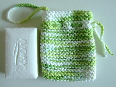 Knitted Soap Holder Pattern : Soap Bag I be knittin Pinterest Bags and Soaps
