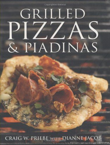 Grilled Pizzas and Piadinas Penguin DK