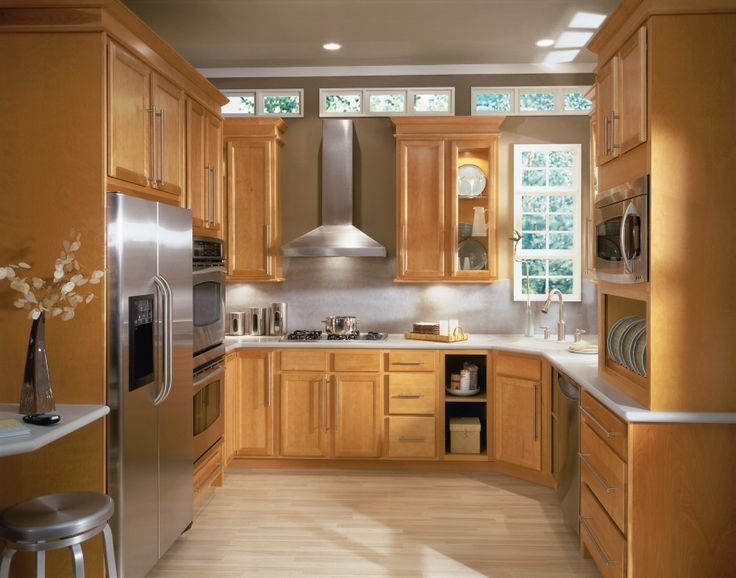 100 ideas to try about aristokraft cabinetry kitchen for Birch wood kitchen cabinets