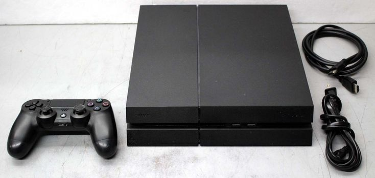 ***Sony Playstation 4 PS4 500GB CUH-1215A Matte Black Game Console L@@K***: $200.00 End Date: Saturday Mar-3-2018 13:00:21 PST Buy It Now…