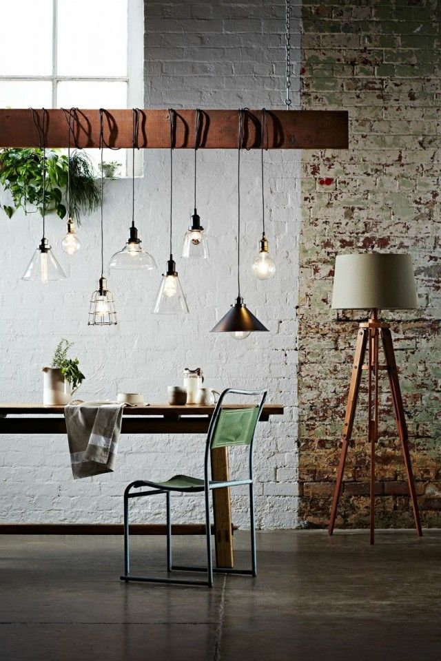 How To Create The Industrial Look In Your Home