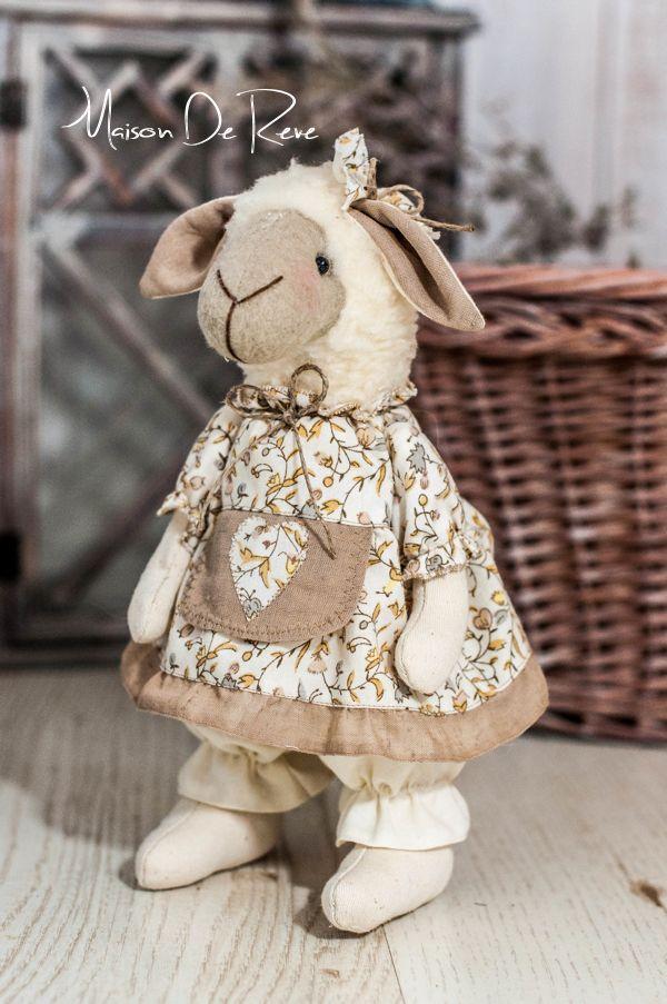 Owieczka Owca Sheep