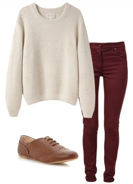 Omg I just stopped breathing for a second I love this outfit cute for fall
