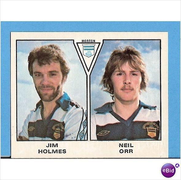 Jim Holmes & Neil Orr