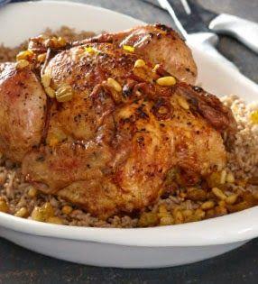 SPOON: Mediterranean Diet Mondays: Jerusalem–Style Chicken