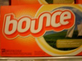 only bounce will work
