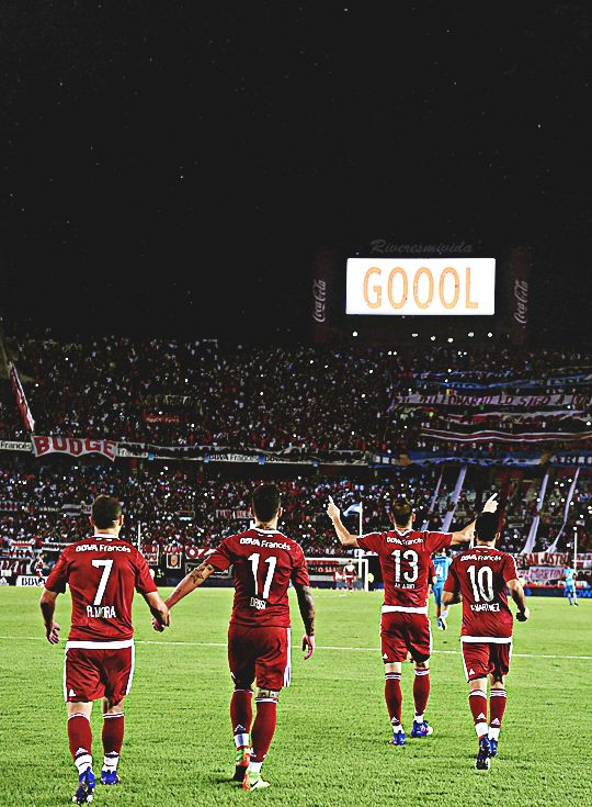 River Plate : Foto