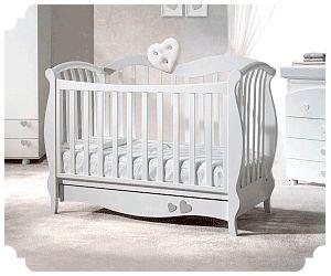 Baby Italia nursery