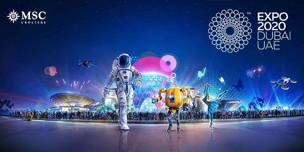 Occasione Unica Visita La Expo 2020 Di Dubai A Bordo Di Msc Lirica Crociera Expo 2020 Dubai
