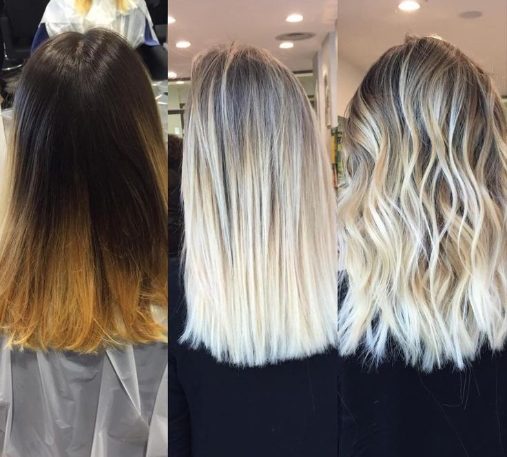 @alennmj Olaplex stylist never ceases to amaze! Here's his process for this one session color correction- 'I first handpainted the ends with 20% using L'oreal lightner and Olaplex for 20 min Olaplex #2 dry. Then balayage full head with 30% and Olaplex 30 min each section process Olaplex #2 dry then create full head babylights with 40% always Olaplex #1/lightener Loreal 20 minute processing time. After that I applied Olaplex #2 for 20 minutes then toned with Dialight 10.21 and clear 1:1 with…