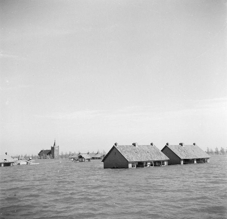 Wieringermeer, Monument Afsluitdijk