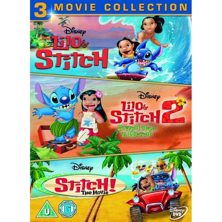 lilo and stitch dvd - Bing Images