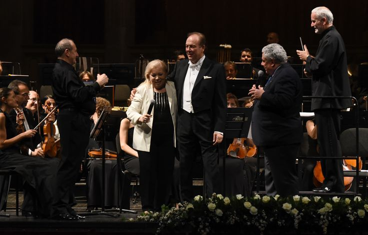 Mirella Freni e Ferruccio Furlanetto (foto Roberto Ricci)
