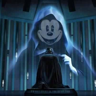 The Force be with Mickey