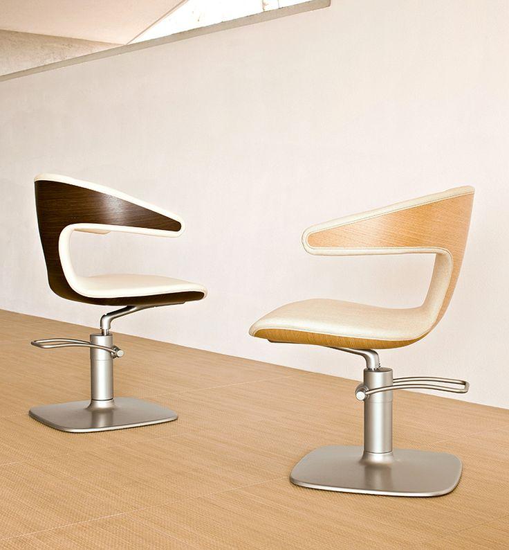 mobili per parrucchieri ecologici di stefano giovannoni