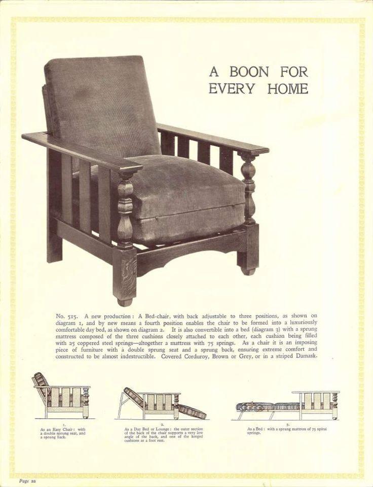 ercol product brochure 1933