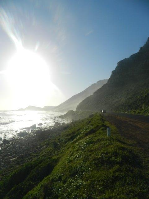 Always - Misty - Cliffs by Daniel Augustyn