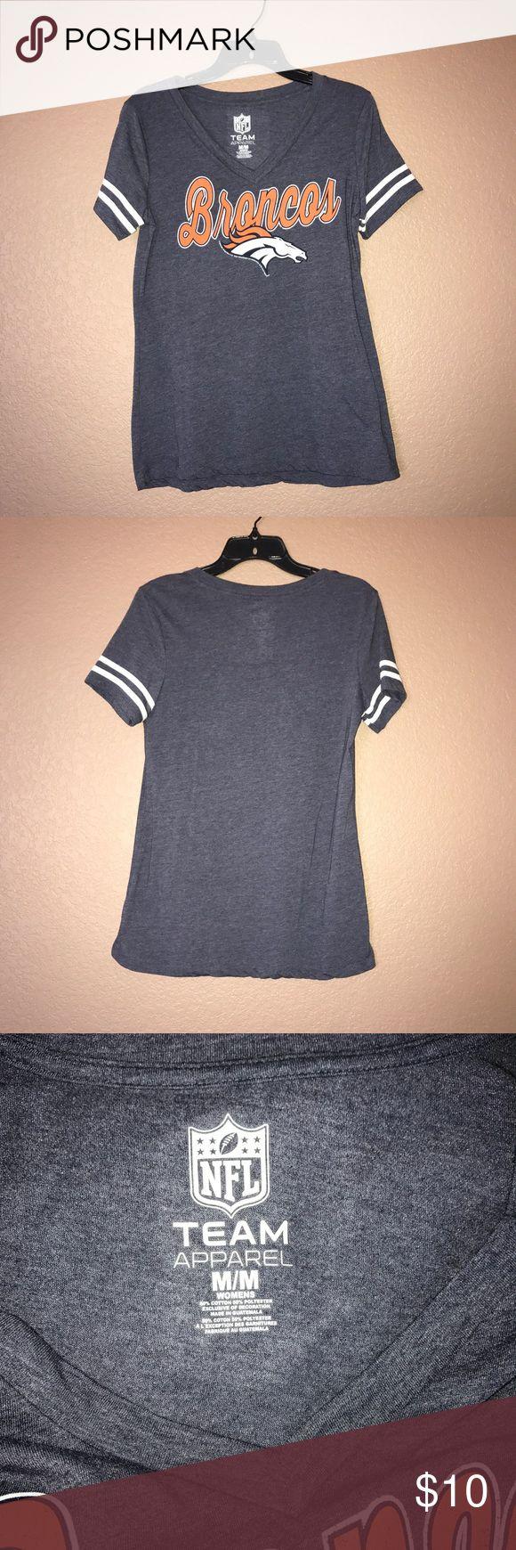 Black t shirt old navy - Old Navy Broncos T Shirt