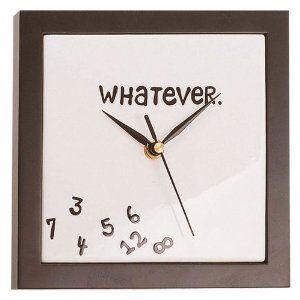 love this clock! i'm decorating a flat i don't yet have.. fuuun <3: Clocks I D, Apathi Clocks, Rv Ideas, Clocks Kitchens, Rv Clocks, O' Clocks, Laser Cnc Ideas, Perfect Clocks, Funny Clocks