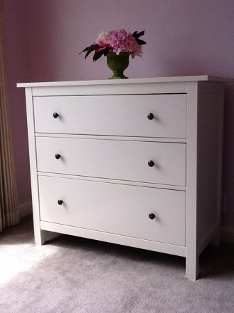 Best White Ikea Hemnes Dresser 199 Ikea Pinterest 400 x 300