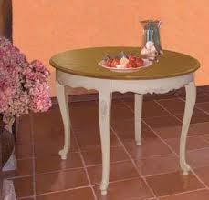 mesa redonda estilo provenzal - Buscar con Google