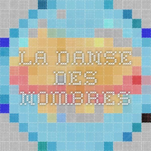 La danse des nombres