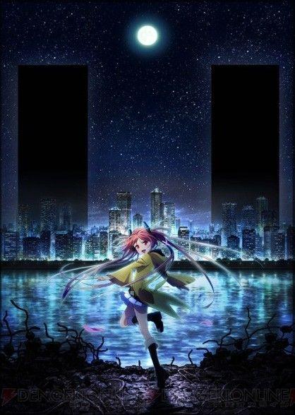 Black Bullet Light Novel Gets TV Animation