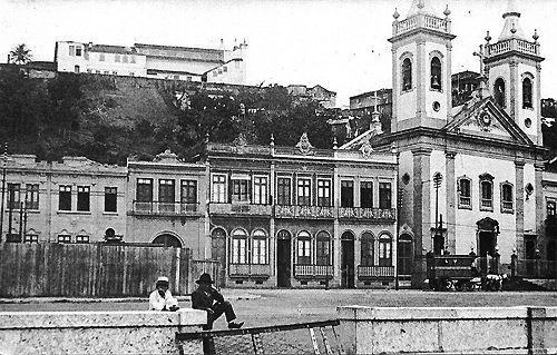 Rua Santa Luzia - Centro, Rio de Janeiro - RJ, Brasil