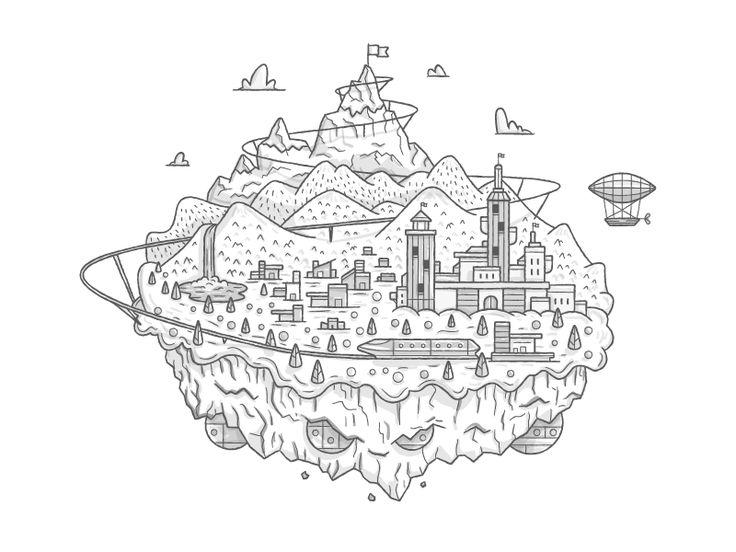 LL Cool Crag by Ryan Putnam for Dropbox