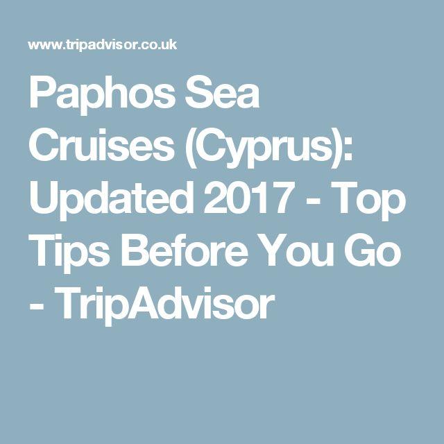 Paphos Sea Cruises (Cyprus): Updated 2017 - Top Tips Before You Go - TripAdvisor