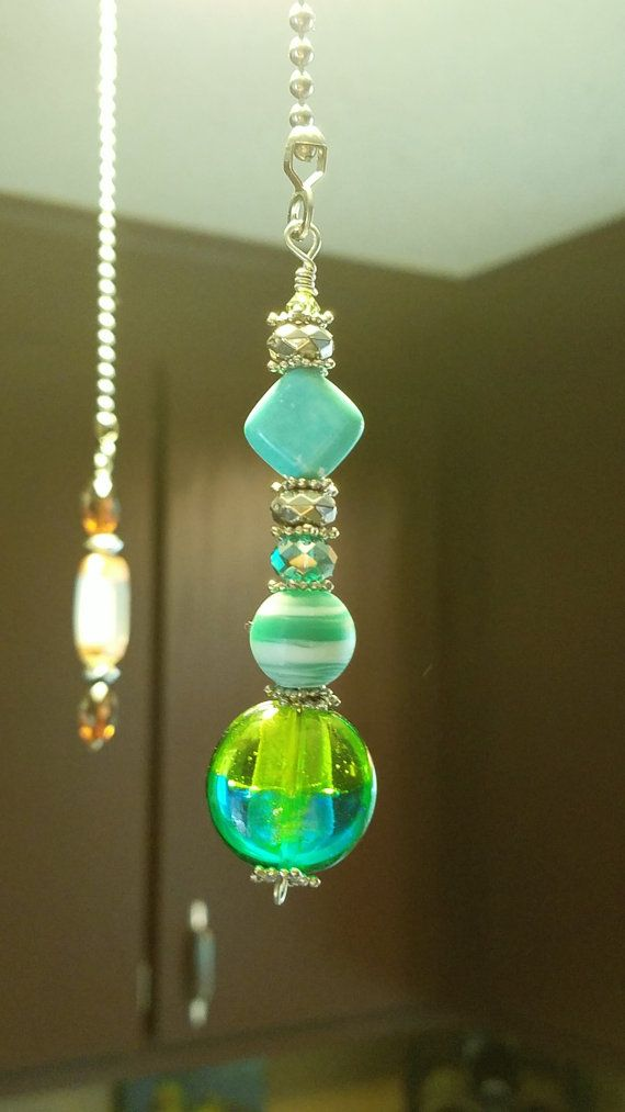 Pull  chain/light pull chain/ceiling fan pull chain/light fixture pull chain/beaded pull chain