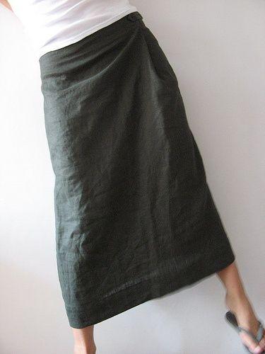 (4) Tumblr - Great casual skirt