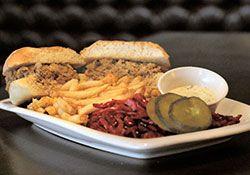 "Sandwich au ""pulled pork"" : L'Anarchie Culinaire selon Bob le Chef"