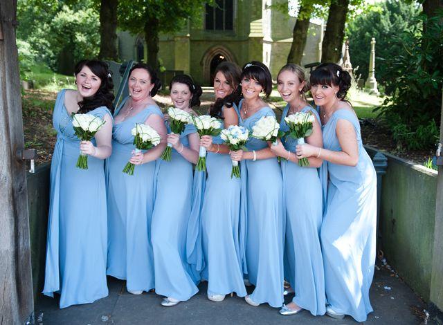 81 best Небесно - блакитне весілля images on Pinterest | Sky blue ...