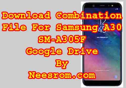 Samsung Galaxy A30 SM-A305F Combination files are basically used for