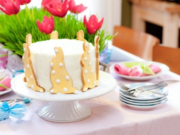 10 Easter table decorations, easy crafts and DIY Easter treat bags