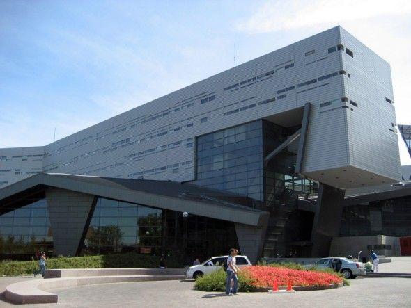 Un Centro Recreativo para la Universidad de Cincinnati / Morphosis - Noticias de Arquitectura - Buscador de Arquitectura