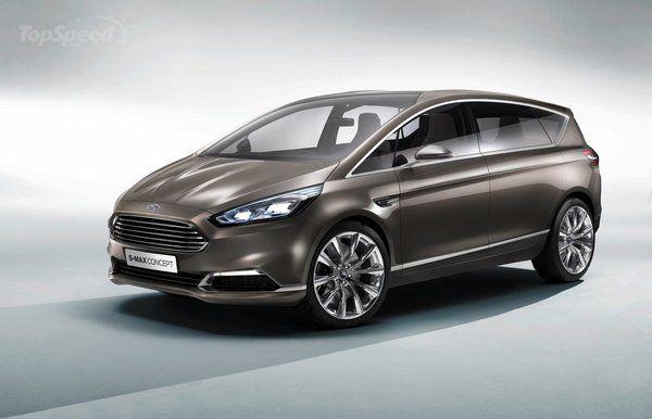 2014 Ford S MAX Concept