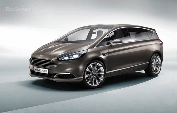 2014 Ford S MAX Concept Visit http://www.fordgreenvalley.com/