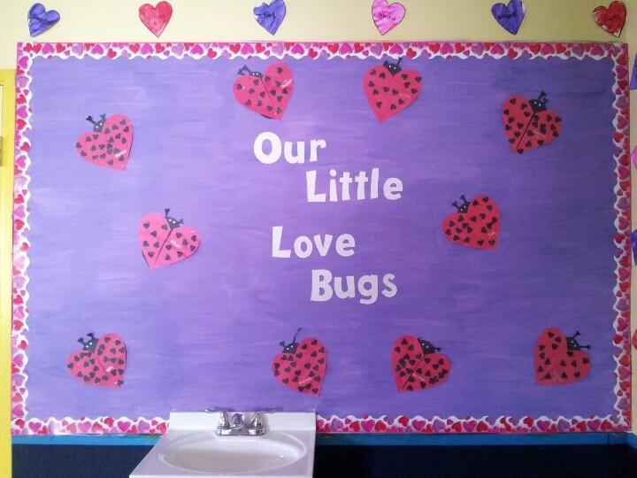 Valentine Bulletin Board Ideas Preschool