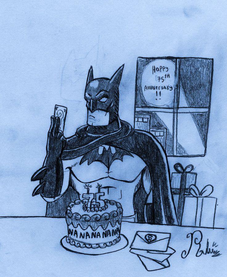 75th Anniversary Of Batman