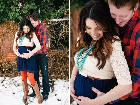 Sister Maternity Pictures | Sweet Little Peanut