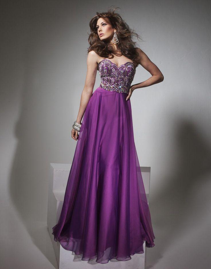 Mejores 12 imágenes de Evening gowns en Pinterest | Vestidos de ...