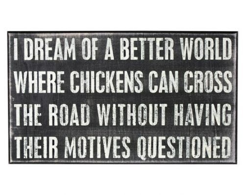 Chicken Funny Signs Quotes: Funny Chicken Quotes And Sayings. QuotesGram
