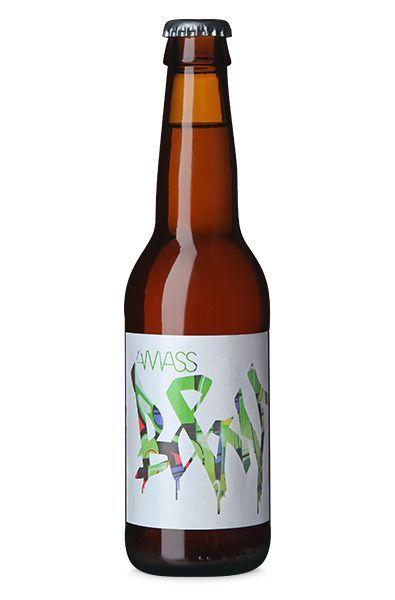 Mikkeller, Amass B&W West Coast Style India Pale Ale 4/5