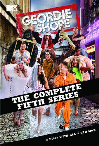 Geordie Shore: The Complete Fifth Series [DVD]: Amazon.co.uk: Gaz Beadle, Holly Hagan, Sophie Kasaei, Vicky Pattison, Dan Senior, James Tindale, Daniel Thomas-Tuck, Charlotte Crosby: DVD & Blu-ray