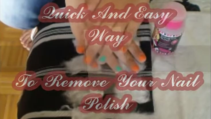 """Need to see """" How to: Quick and Easy Way To Remove Your Nail Polish Under 5mins """" ?  #SUBSCRIBE to our YouTube channel: https://www.youtube.com/channel/UC23VnLLT--eORh8oFGPEiJg Find us on #Facebook: https://m.facebook.com/everythingshewantsandneeds #Follow us on Instagram: http://instagram.com/whatagirlwantsandneedsbeauty More things on our #Βlog: http://whatagirlwantsandneedsbeauty.blogspot.gr/ Or #Email us : whatagirlwantsandneedsbeauty@gmail.com"""