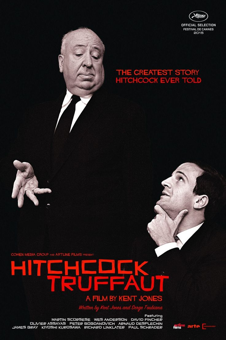 In 1962, Alfred Hitchcock and a 30-year-old François Truffaut sequestered themselves