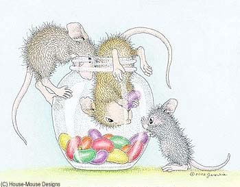 """Happy Easter from House-Mouse Designs®. This image was recently purchased on a . Click on the image to see it on a bunch of other really """"Mice"""" products."""